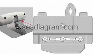 Fuse Box Diagram Audi A8  D3