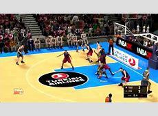 NBA 2K16 Real Madrid Vs FC Barcelona Gameplay PS3 HD YouTube