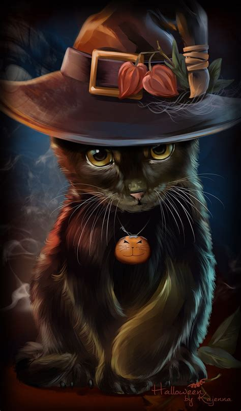 Black Cat By Kajenna On Deviantart Tekenen Pinterest