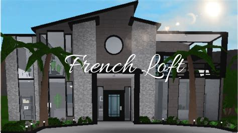French Loft- Speed Build| Roblox