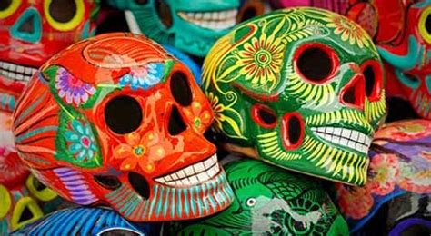 Dia de Muertos: What is Mexico's Day of the Dead All About ...