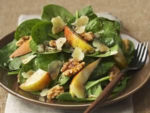 Spinat Als Salat : spinat birnen salat mit waln ssen rezept eat smarter ~ Orissabook.com Haus und Dekorationen