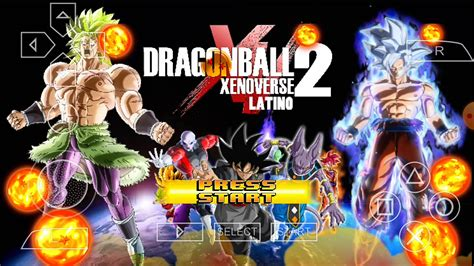 Android Game Dragon Ball Xenoverse 2 Mods Download Psp