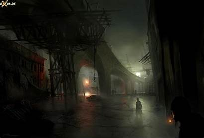 Secret Noir Ruins York Concept Wallpapers Tsw