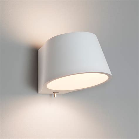 astro koza 0695 dimmable switched wall light 1 x 60w e14
