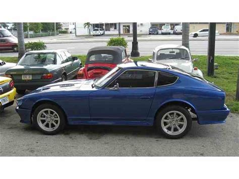 Datsun 280z For Sale by Classic Datsun 280z For Sale On Classiccars 14 Available