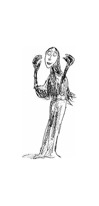 Witches Witch Roald Dahl Grand Recognize Costume