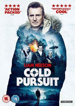 review cold pursuit  hots
