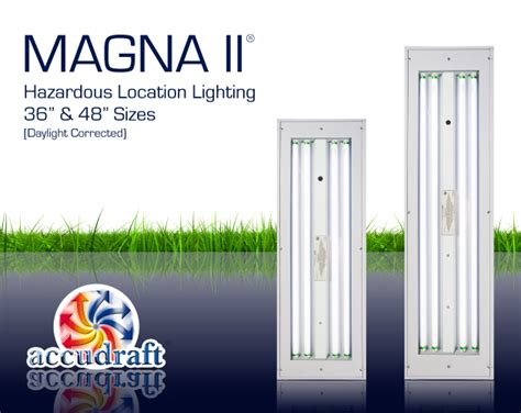 magna ii paint booth light fixtures