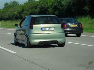 Fiat Punto Mk1 Tuning Interior