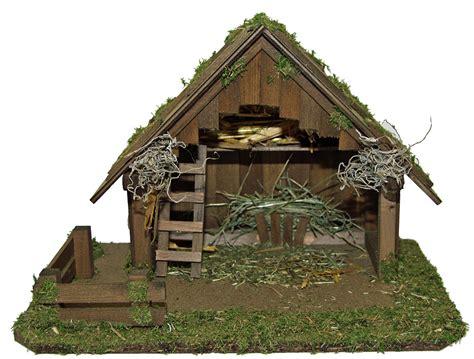 Figuren Aus Holz by Weihnachts Krippe Holz Krippen Stall Nazareth Ohne Figuren