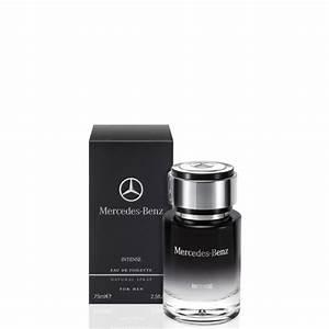 Mercedes Eau De Toilette : mercedes benz for men eau de toilette intense spray 75ml ~ Jslefanu.com Haus und Dekorationen