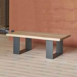 Pied De Table Basse Metal Industriel : table basse 4 ~ Teatrodelosmanantiales.com Idées de Décoration