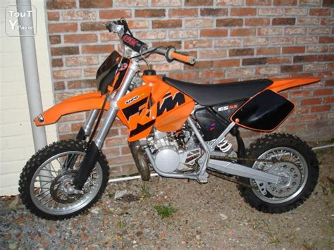 motocross 65cc ktm a vendre