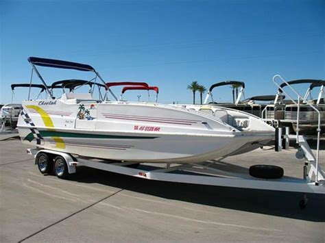 Fast Lake Boats For Sale by 1999 Cheetah Fast Cat Powerboat For Sale In Arizona