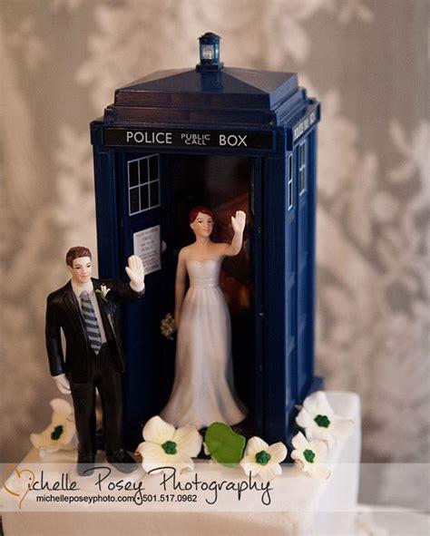 tardis wedding cake topper mayish pinterest