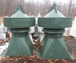 barn ventsforest green pair ready to ship With barn roof vents