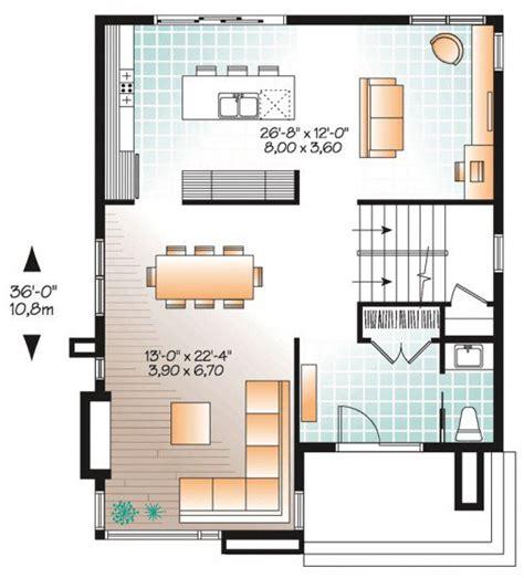 ideas  planos  construir casas pequenas de