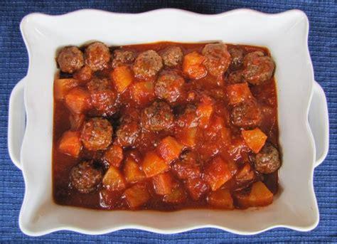 Chanukah Or Rosh Hashana Sweet And Sour Meatballs