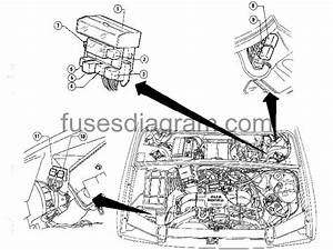 Fuse Box Diagram Alfa Romeo 33
