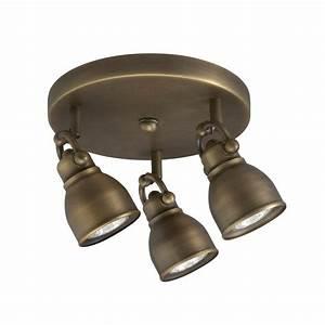 Bronze 3 light flush mount light fixture overstock for Bronze flush mount light fixtures