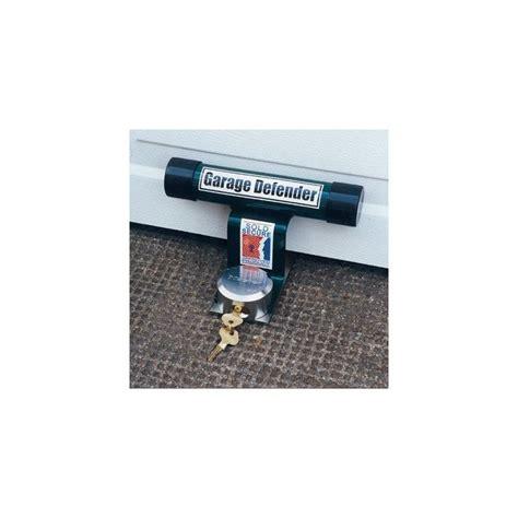 kit antivol pour porte de garage basculante garage