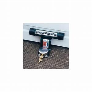 Barre De Sécurité Porte De Garage Basculante : kit antivol pour porte de garage basculante garage ~ Edinachiropracticcenter.com Idées de Décoration