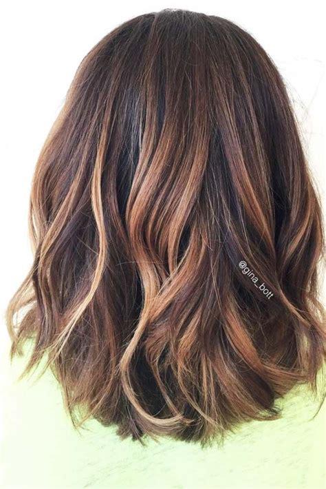 medium length layered hairstyles    hair