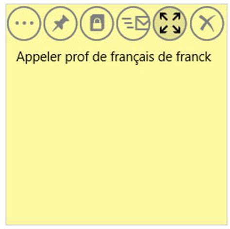 pense bete bureau sticky notes 8 le pense bête pour l 39 interface moderne de