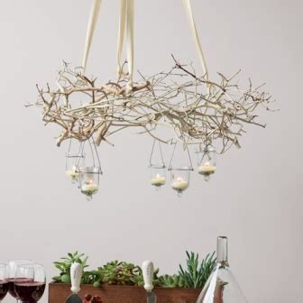 Candle Chandeliers For Cool Ceiling Decorating Ideas Via Homeandgarden 1 by 25 Cool Ideas To Make Chandeliers Shelterness