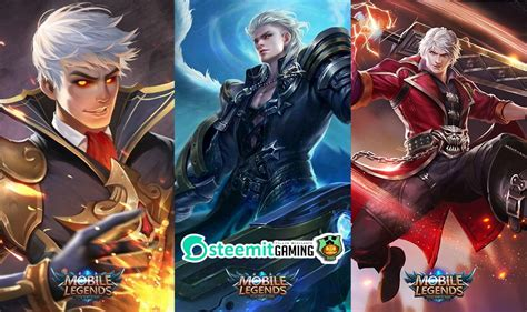 New Guide And Build Gear Alucard Mobile Legends