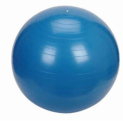 Ball Exercise Gym Therapy Stability Workout Pilates