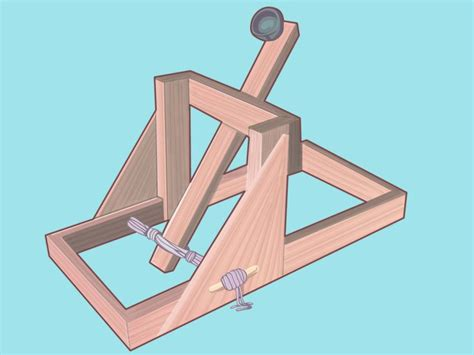 build  strong catapult
