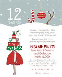 12 days of christmas contest coming soon 187 houston senior photographer nicole denae photography