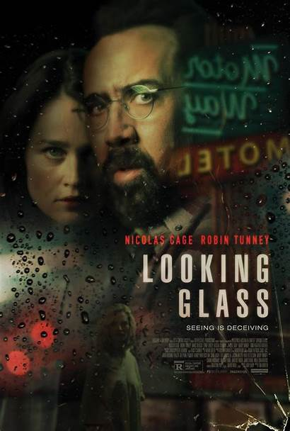 Glass Looking Poster Cage Nicolas Collider Synopsis