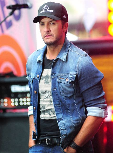 luke bryan luke bryan picture 225 luke bryan performs at the today show