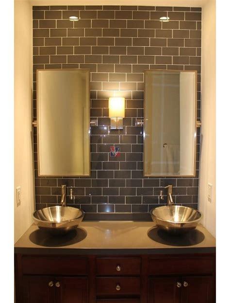 buy metallic gray  subway tile subway tile