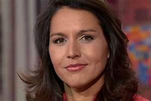 Democrat Tulsi Gabbard Defends 39Frank And Positive39 Trump
