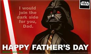 Father's Day: Dark Side - Star Wars eCards | Star Wars ...