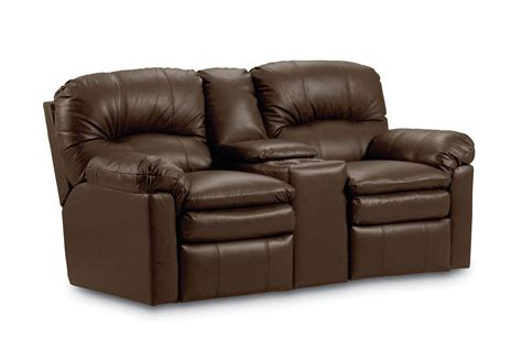 tan leather reclining sofa dark brown leather power reclining loveseat with cup