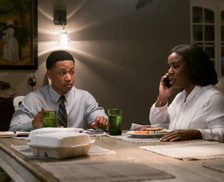 Jacob Latimore played Bennett in Candy Jar on Netflix ...