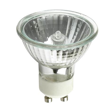USHIO 50w MR16 Wide Flood WFL50 FG GU10 halogen light bulb