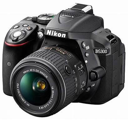 Camera Nikon D5300 Transparent Background Dslr Vlogging