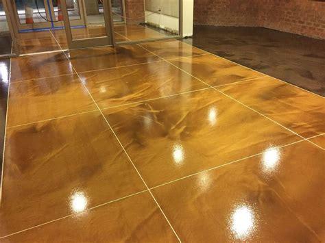 Apoxy Floor - flooring roanoke expert concrete floor contractor