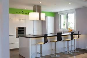 A Quelle Hauteur Mettre Une Hotte : o placer la hotte cuisines et bains ~ Dallasstarsshop.com Idées de Décoration
