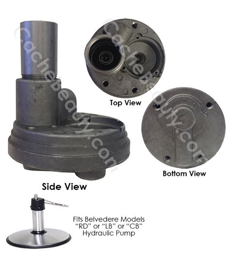 hydraulic repair info 4