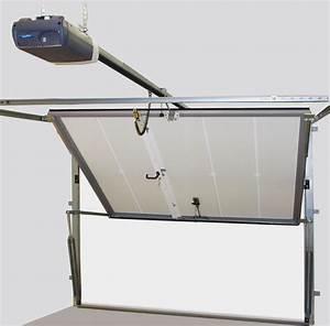 porte basculante double paroi isolee sur mesure portes de With réparation porte de garage