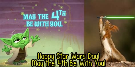 May the 4th Be With You! | YAYOMG!