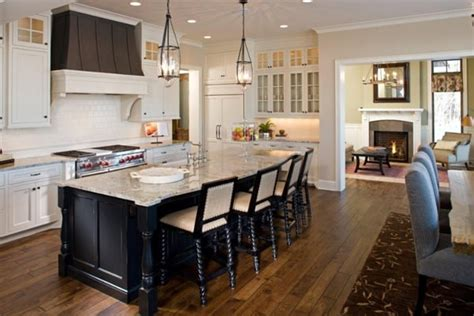 6 foot kitchen island with sink and dishwasher 65 most fascinating kitchen islands with intriguing layouts