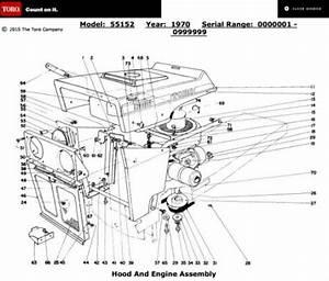 Tractor 1970 Toro 8hp Toromatic D U0026a Tipl Wiring Pdf